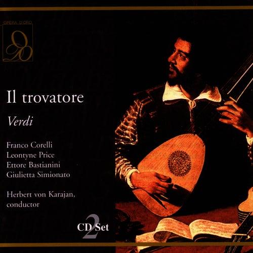 Il trovatore by Herbert Von Karajan