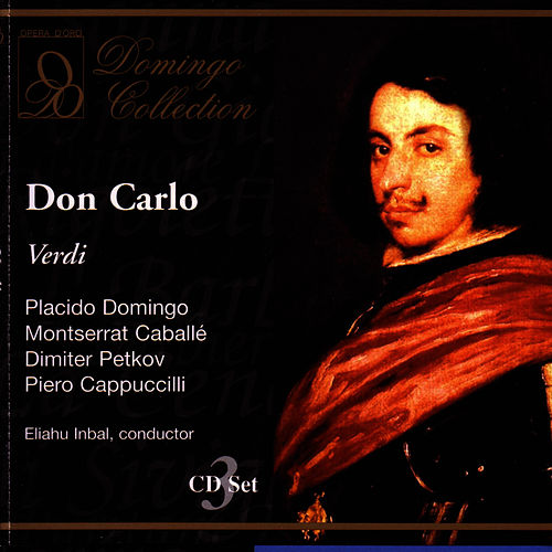 Don Carlo by Eliahu Inbal