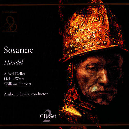 Sosarme by George Frideric Handel