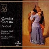 Caterina Cornaro von Carlo Felice Cillario