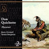Don Quichotte by Alfredo Simonetto
