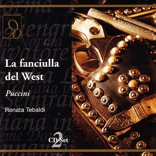 La fanciulla del West by Arturo Basile