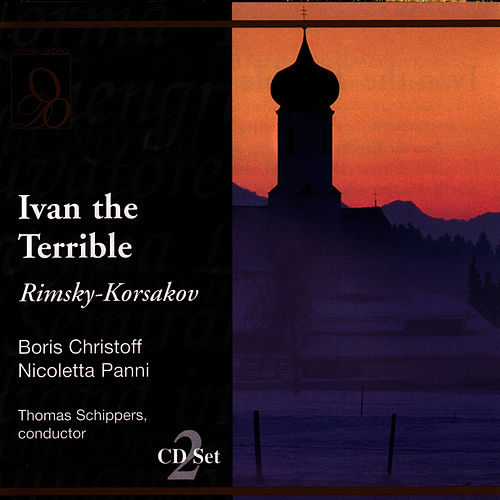 Ivan the Terrible by Thomas Schippers