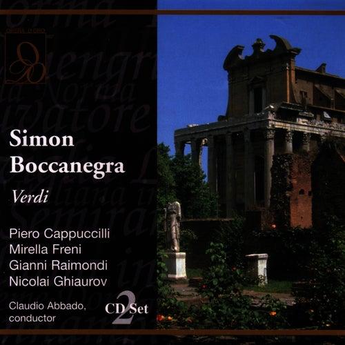 Simon Boccanegra by Giuseppe Verdi
