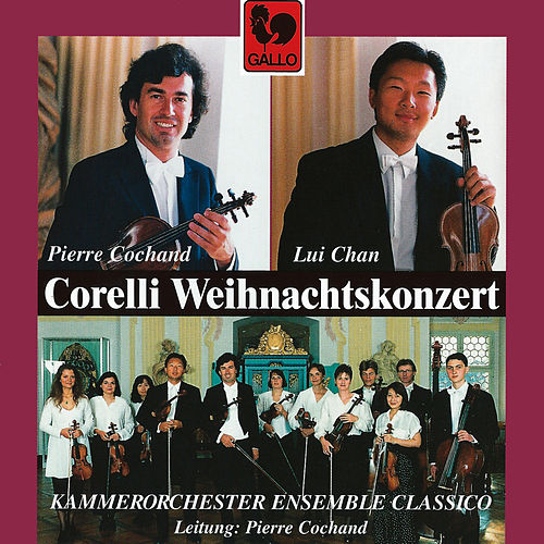 Vivaldi: Concerto à Quattro No. 4 in A Major, PV 235, Concerto in D Major, RV 512 - Corelli: Concerto Grosso, Op. 6 No. 8 'Christmas Concerto' & Concerto Grosso in D Major, Op. 6 No. 4 - Galuppi: Concerto a quattro No. 2 in G Major by Various Artists
