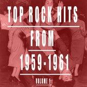 Top Rock Hits From 1959-1961, Vol. 1 de Various Artists