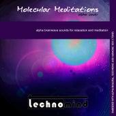 Molecular Meditations: Alpha Power by Techno Mind