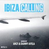 Ibiza Calling (Mixed By an21 & Danny Avila) de Various Artists
