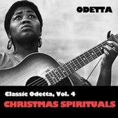 Classic Odetta, Vol. 4: Christmas Spirituals de Odetta