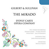 Gilbert & Sullivan: The Mikado by Various Artists