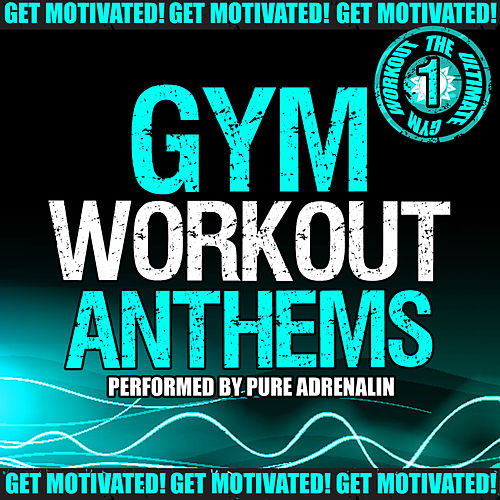 Gym Workout Anthems, Vol. 1 by Pure Adrenalin