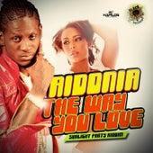 The Way You Love - Single by Aidonia