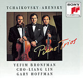 Tchaikovsky & Arensky Piano Trios von Yefim Bronfman