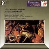 Verdi: Requiem; Rossini: Stabat Mater by Various Artists