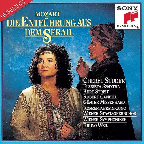 Mozart: Die Entfuhrung aus dem Serail 'Highlights' by Cheryl Studer; Elzbieta Szmytka; Gunther Missenhardt; Kurt Streit; Robert Gambill