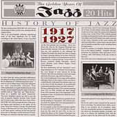 History of Jazz 1917-1927 by Various Artists