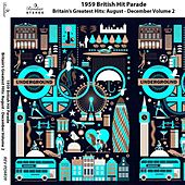 1959 British Hit Parade Part 2: August - December, Vol. 2 by Various Artists
