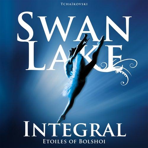 Swan Lake : Integral by L'Orchestre National du Bolchoï
