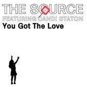 You Got the Love von The Source (Jazz)