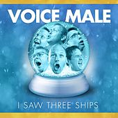 I Saw Three Ships de Voice Male