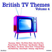 British TV Themes Volume 4 by Various Artists