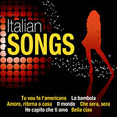 Italians Songs by Various Artists