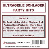 Ultrageile Schlager Party Hits, Folge 1 de Various Artists