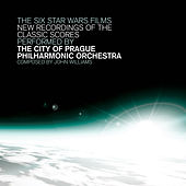 The Six Star Wars Films - New Recordings Of The Classic Scores by City of Prague Philharmonic