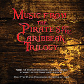 Pirates Of The Caribbean Trilogy by Various Artists
