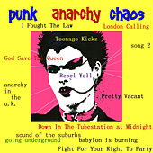 Punk,Anarchy, Chaos by Various Artists