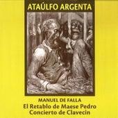 Concierto de Clavecín y el Retablo de Maese Pedro de Ataúlfo Argenta