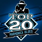 Top 20 Harmonica Blues by Various Artists