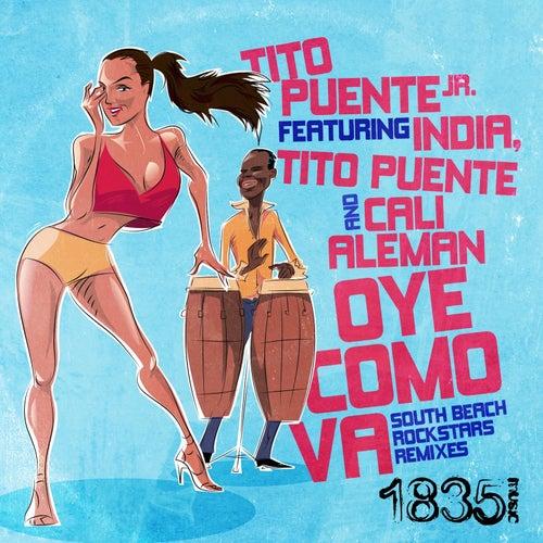 Oye Como Va (South Beach Rockstars Remixes) by Tito Puente Jr.
