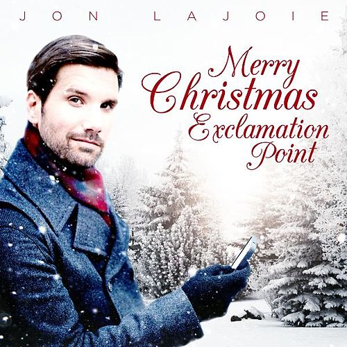 Merry Christmas Exclamation Point by Jon Lajoie