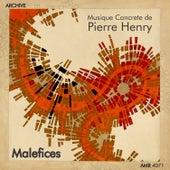 Malefices et musique concrete von Pierre Henry