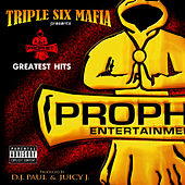 Prophet's Greatest Hits de Three 6 Mafia
