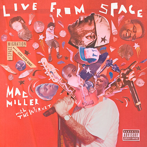Live From Space by Mac Miller