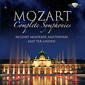Mozart: Complete Symphonies by Mozart Akademie Amsterdam