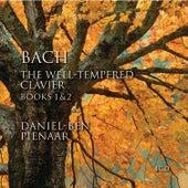 Bach: The Well-Tempered Clavier, Books 1 & 2 by Daniel-Ben Pienaar