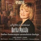 Kuula, Merikanto, Melartin, Kilpinen & Kansanlauluja: Works for Soprano and Piano de Karita Mattila