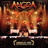Angels Cry - 20th Anniversary Tour von Angra
