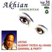 Akhian Udeek Diyan Vol. 31 by Nusrat Fateh Ali Khan