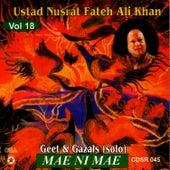 Mae Ni Mae vol 18 by Nusrat Fateh Ali Khan
