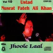 Jhoole Laal Vol. 10 by Nusrat Fateh Ali Khan