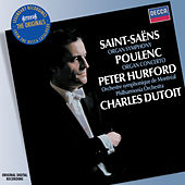 Saint-Saens: Symphony No.3 etc by Peter Hurford