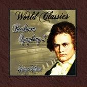 World Classics: Beethoven Symphony 2 by Orquesta Lírica de Barcelona