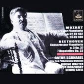 Mozart: Piano Concertos & Beethoven: Piano Concertos & 7 Bagatelles de Artur Schnabel