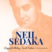 Happy Birthday, Sweet Sixteen de Neil Sedaka