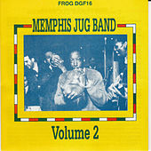 Memphis Jug Band, Vol. 2 by Memphis Jug Band