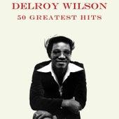 Delroy Wilson 50 Greatest Hits de Delroy Wilson